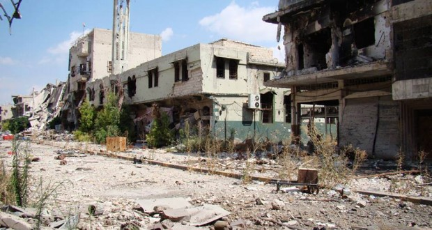 syria-destruction-al-qarabess-neighbourhood