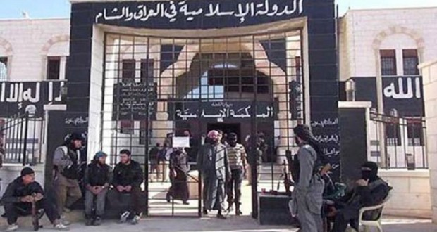 داعش يمنع خروج النساء من دون محرم
