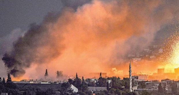 TOPSHOTS-TURKEY-SYRIA-CONFLICT-KURDS
