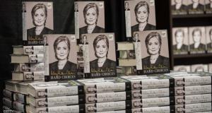 US-POLITICS-CLINTON-BOOK