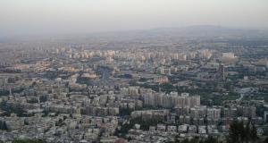 Damascus_from_Qasiyon