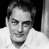Paul Auster author from USA in Stockholm 2003
